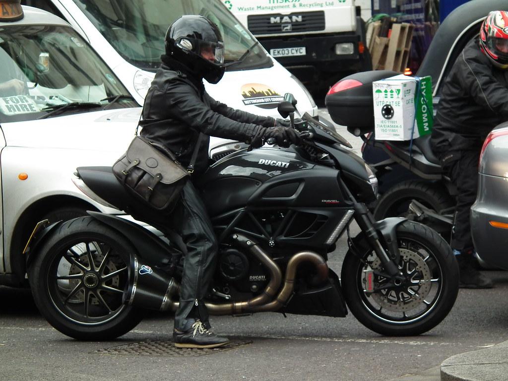 New Ducati Xdiavel S