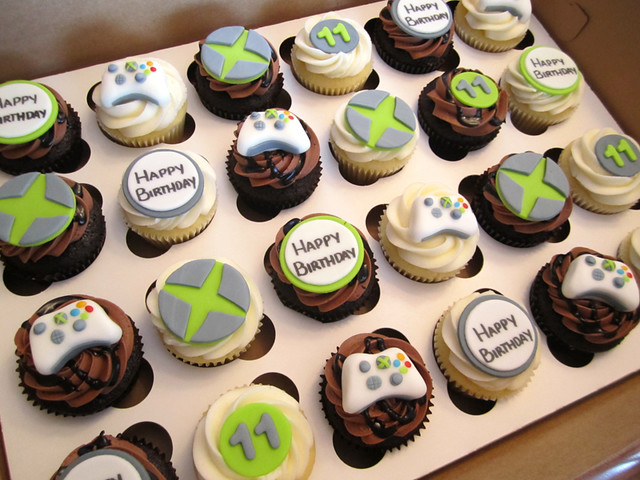 Xbox  Cake Ideas