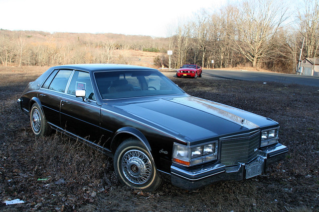 1985 cadillac seville elegante flickr photo sharing. Cars Review. Best American Auto & Cars Review