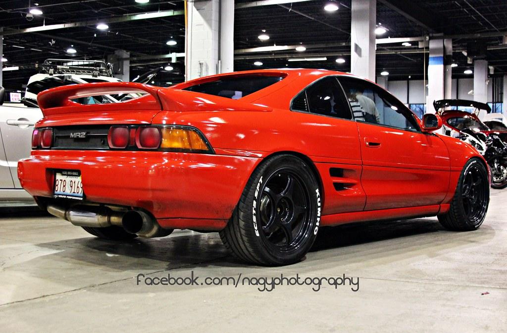 Toyota Mr2 Rosemont Tuner Galleria 2012 Alex Nagy