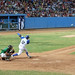 Industriales Player - Foul Ball - See the ball
