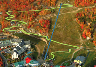 Skyline Luge Mont Tremblant | by Skyline Luge