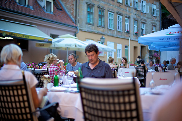 Street Food Tkalciceva