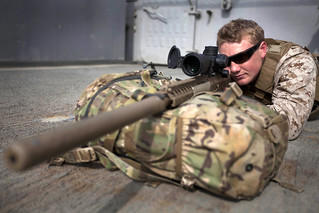 The Eye of the Sniper | by United States Marine Corps Official Page
