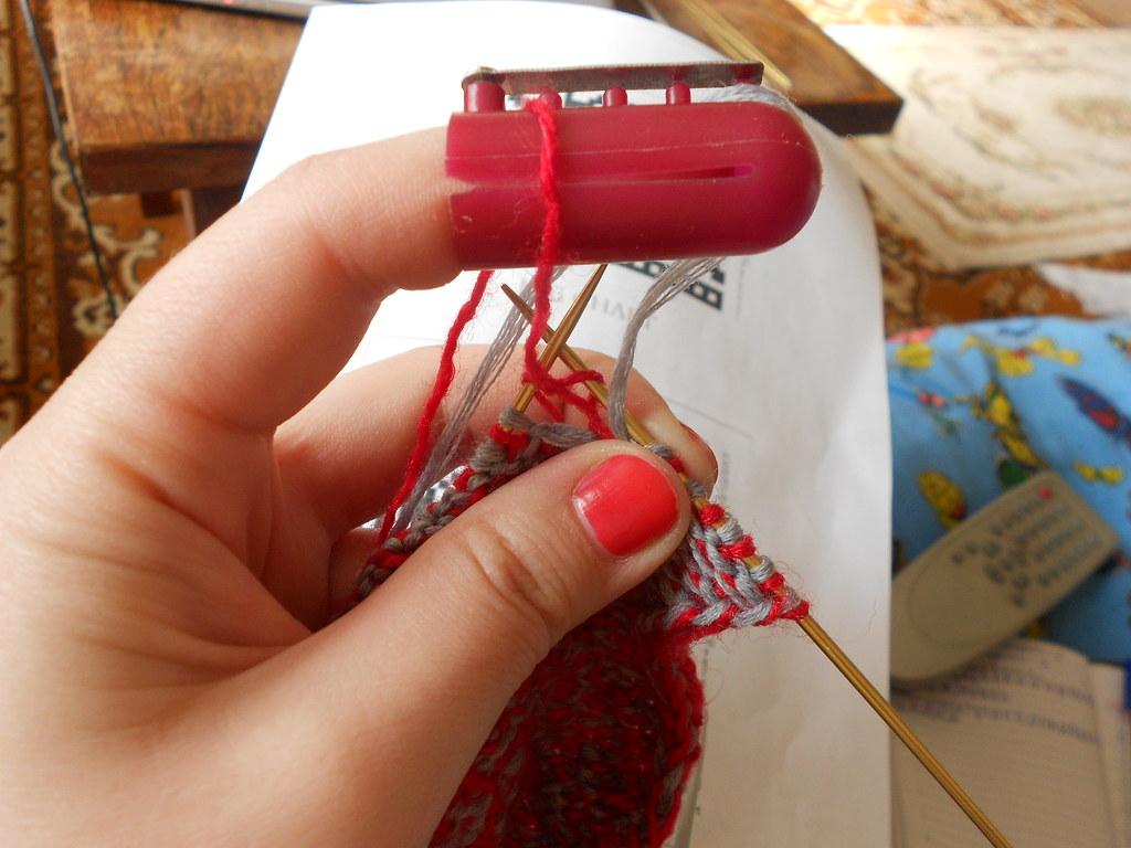 Как пользоваться спицами для вязания 192