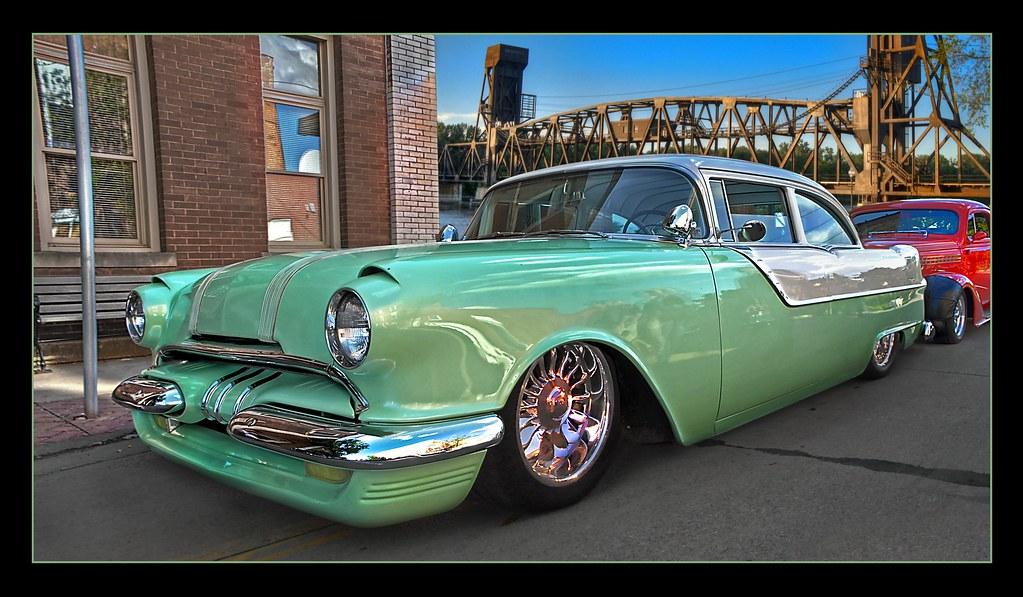1955 Pontiac Star Chief Custom Catalina Historic