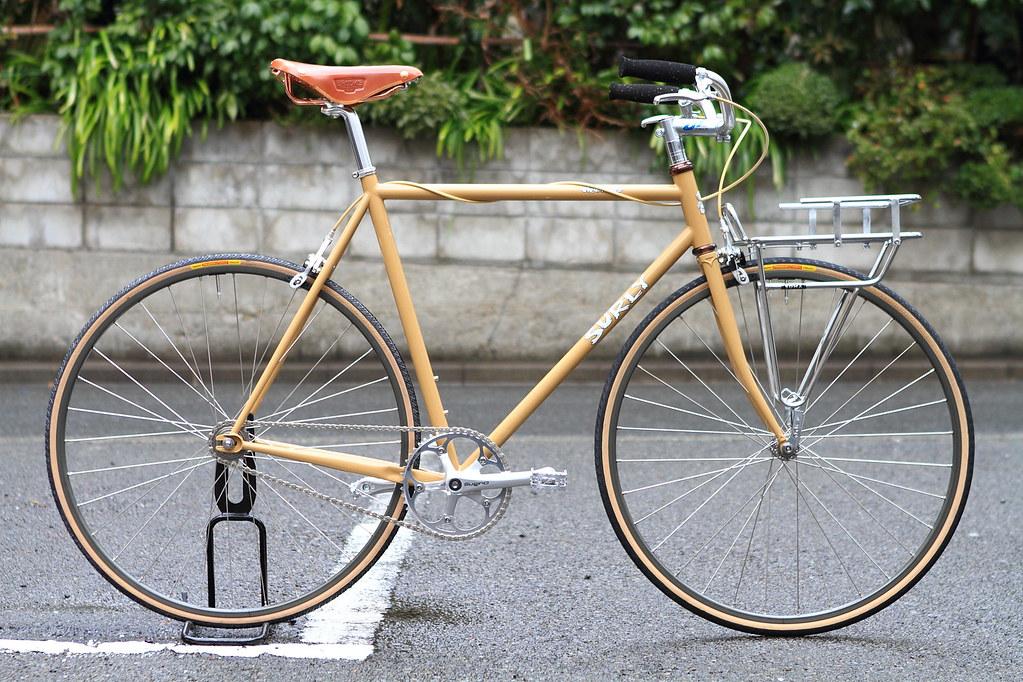 Surly Steamroller Complete Bike Surly Steamroller Complete
