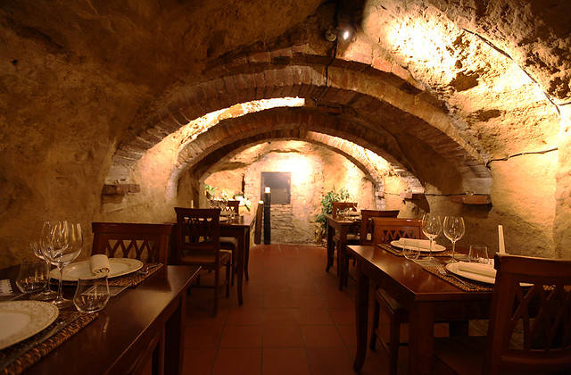 Antica osteria da divo in siena italy flickr photo - Osteria da divo ...