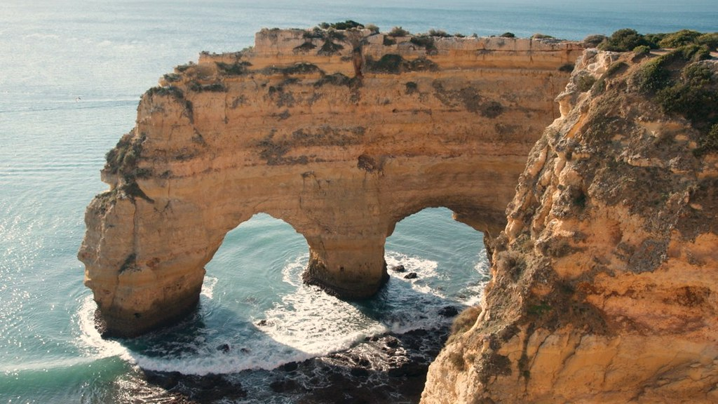 Benagil Algarve Portugal - 09 | Stunning coastline near