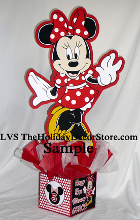 Baby Minnie Party Decorations
