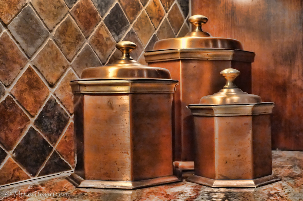 Copper Canisters | Fujifilm FinePix X100 | Mike Hendren