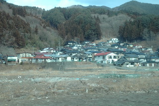 Japanese village inundation | by Oregon State University