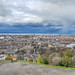 Leith and Firth of Forth viewed from Calton Hill