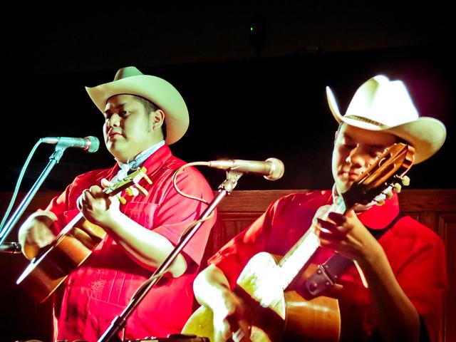 los condenados huastecos traditional mexican music caritas art opening 3 2 2012 20. Black Bedroom Furniture Sets. Home Design Ideas