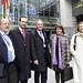 El President Fabra interviene ante el Pleno del Comité de las Regiones para defender el Corredor Mediterráneo durante la revisión del marco legislativo redes TEN-T. Bruselas, 03/05/2012.