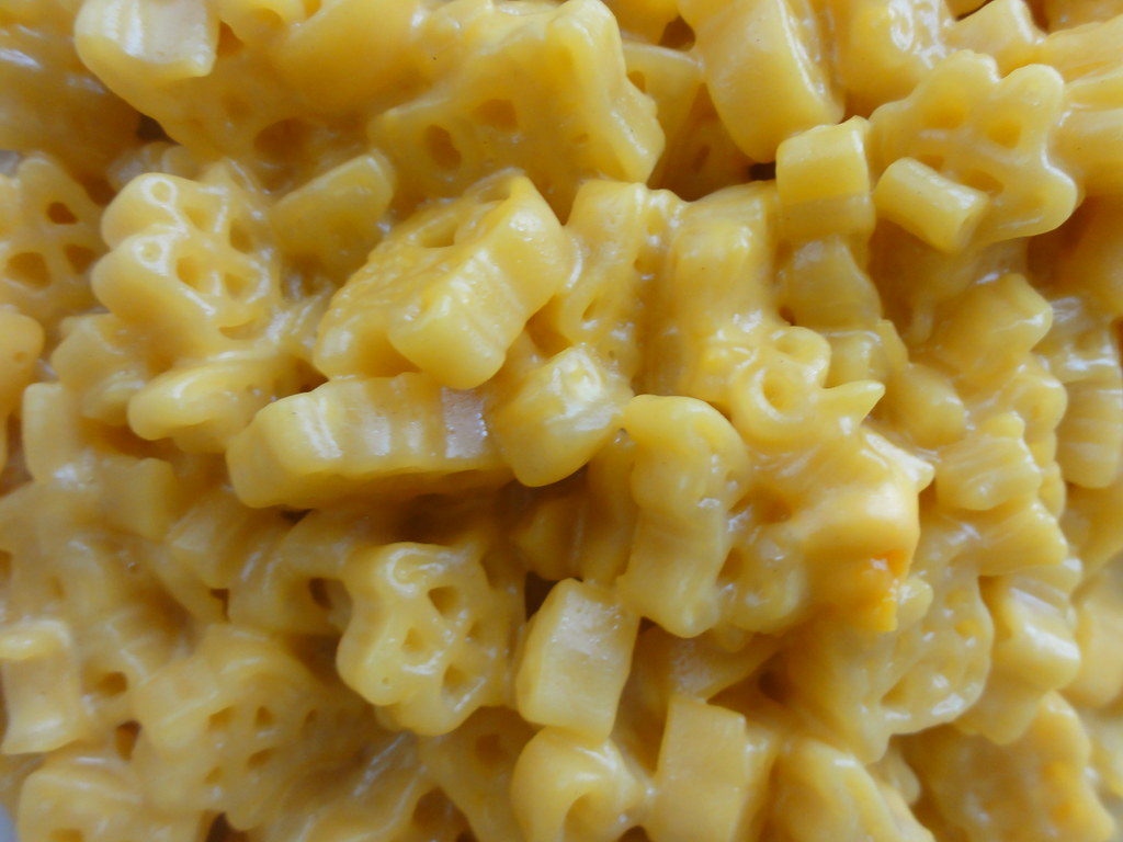 Mac And Cheese >> SpongeBob macaroni close up | BXGD | Flickr