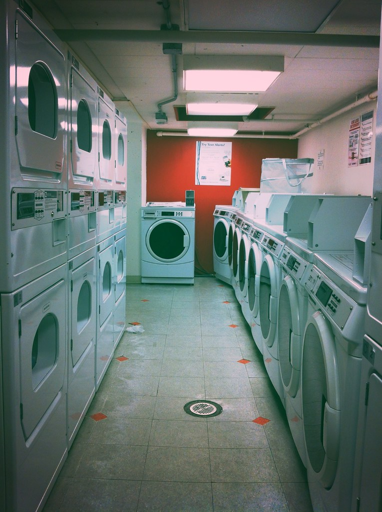 Laundry room at peabody terrace harvard residence for 5 daniel terrace peabody ma