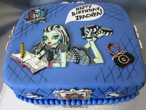 Monster High Birthday Cake Morrisons