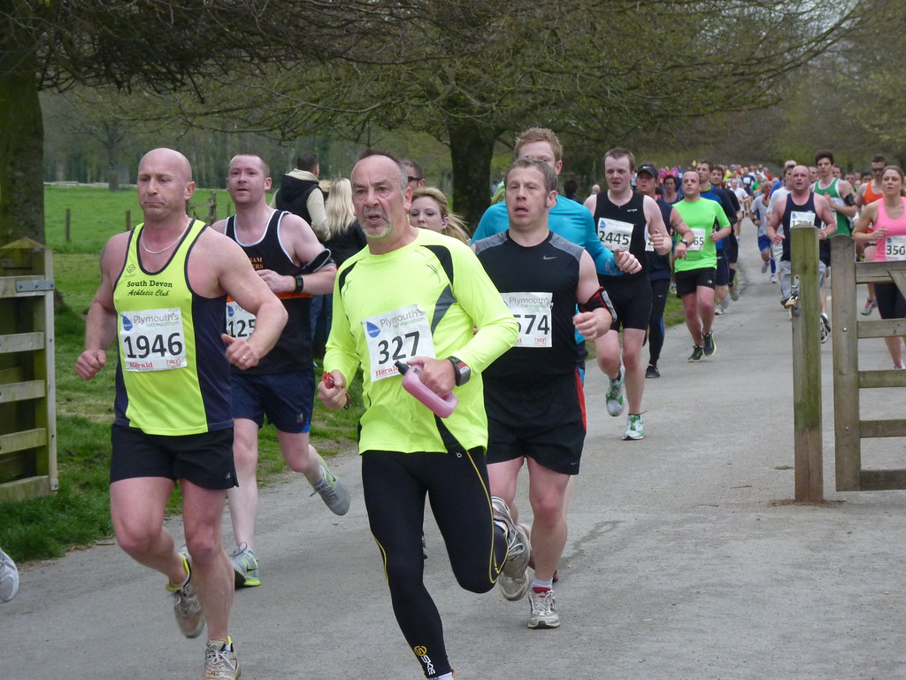 P1120365 Plymouth Half Marathon 2013 Saltram House