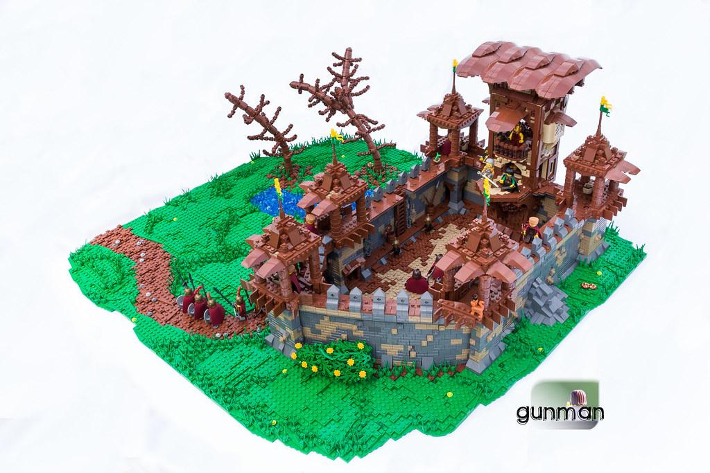[Guilds of Historica]: Egnatia Fortress  13539593884_a37bef5834_b