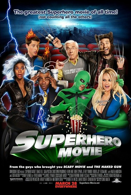 (2008) Superhero Movie