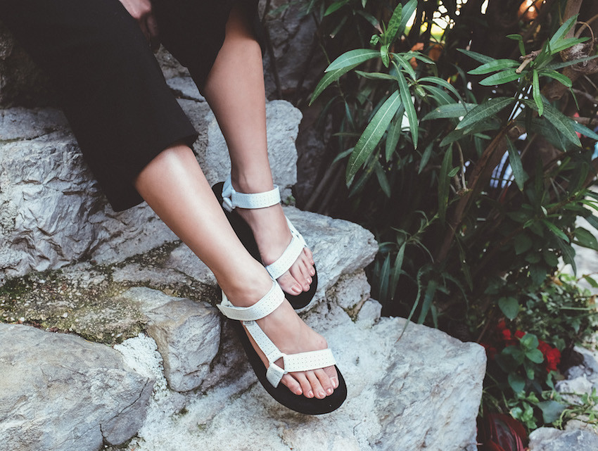 Èze Village with Teva | HONEY & SILK