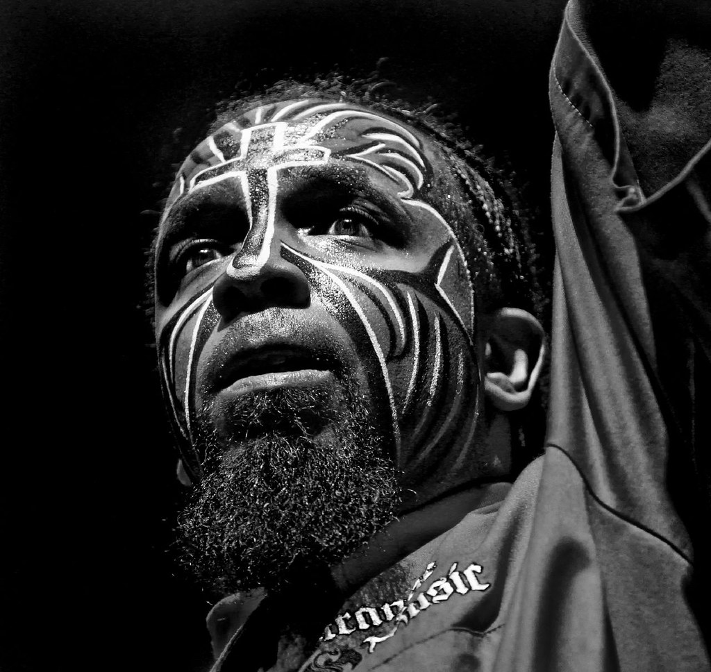 Tech N9ne Face Paint D...