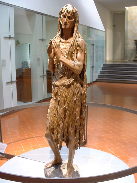 Donatello s Mary MagdaleneDonatello Mary Magdalene