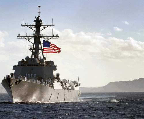 USS Chafee to Return Home from Independent Deployment