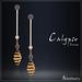 Calypso earrings Miss Greece