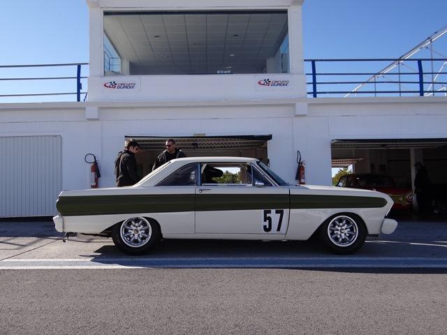 Ford Falcon Fia Race Car For Sale