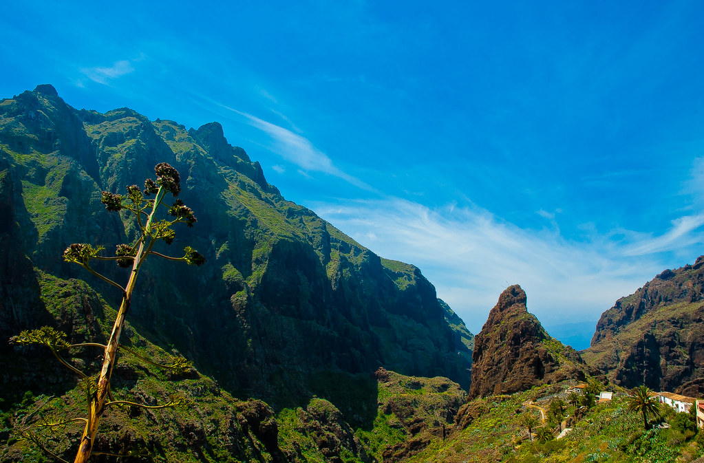 Masca Tenerife The Most Beautiful Place On Earth By Th Flickr