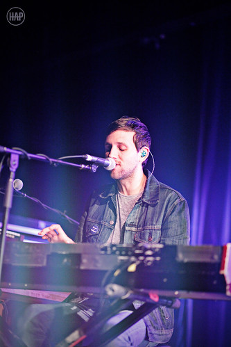 Andrew Dost of Fun. | by Heather Phillips