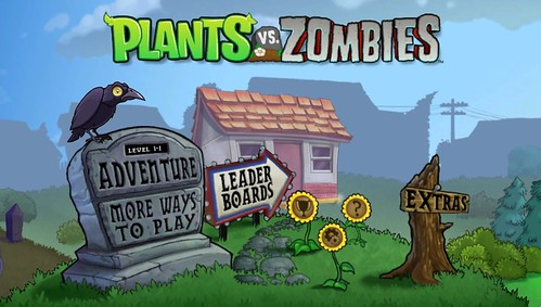 Plants vs Zombies for PS Vita | by PlayStation.Blog