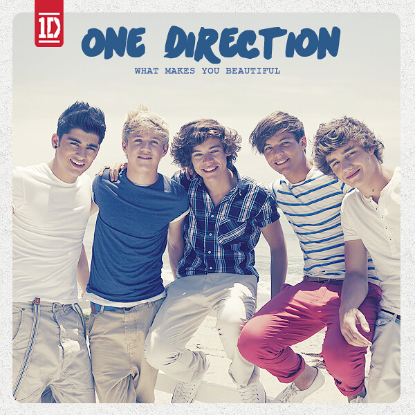 What Makes You Beautiful (Single Cover