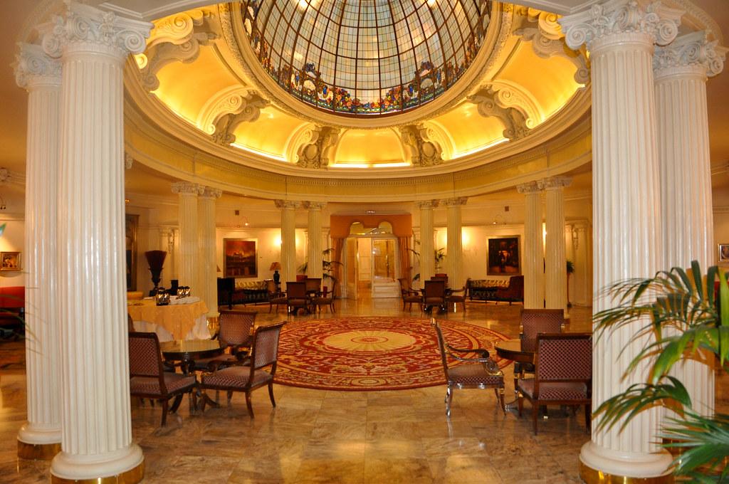 Hotel Carlton On The Grand Canal Menu