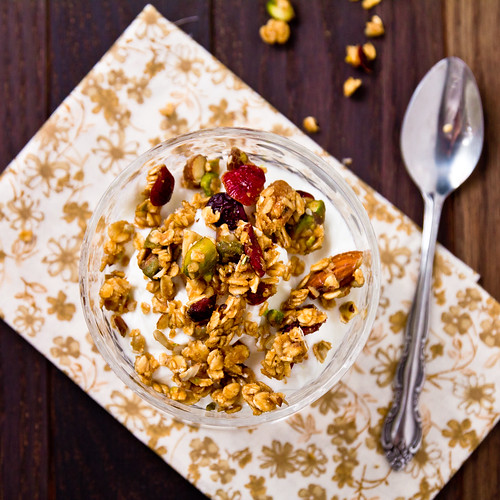 PPQ: Jubilation Granola | by TheBrewer&TheBaker