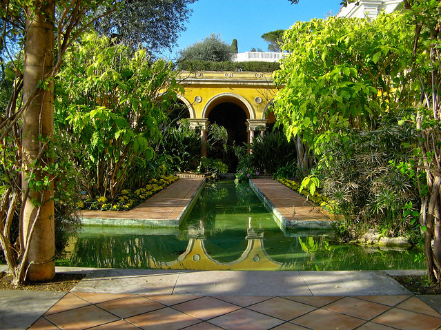 Jardins et villa ephrussi de rothschild flickr photo for Jardin villa rothschild