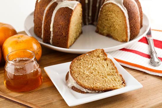 Rum Pound Cake
