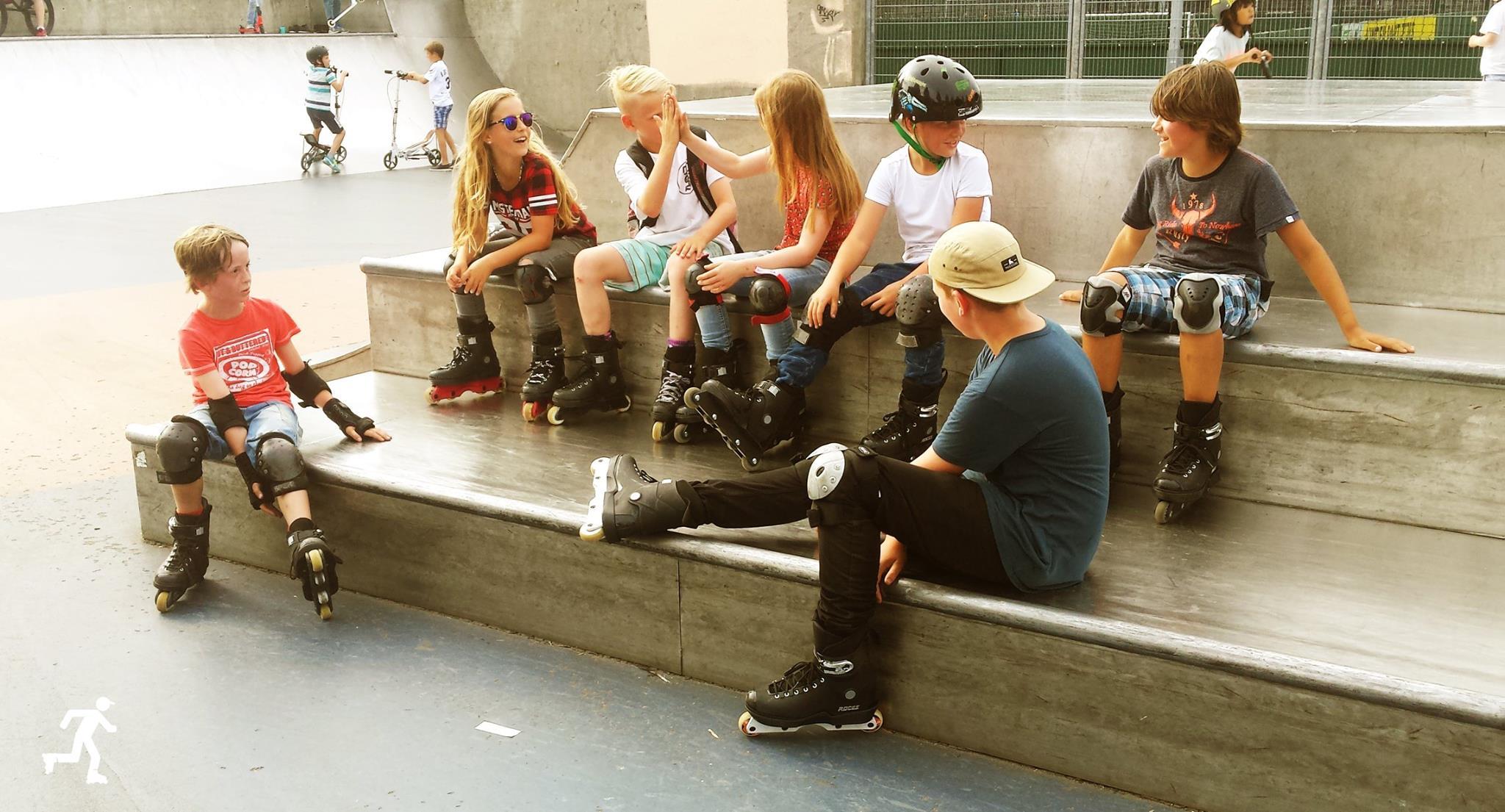 Skateles events