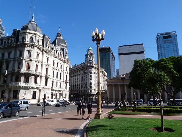Plaza de Mayo de Buenos Aires (Argentina)