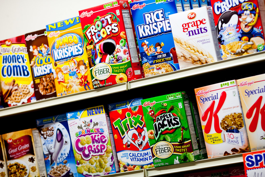 Silly Rabbit, Trix are For Kids | Thomas Hawk | Flickr
