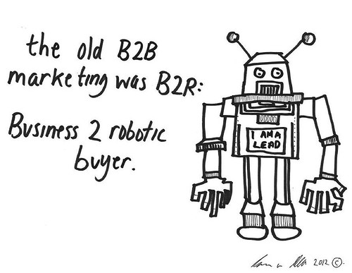 B2R Business2robot: My Ode to Eric Wittlake | by kennymadden1973