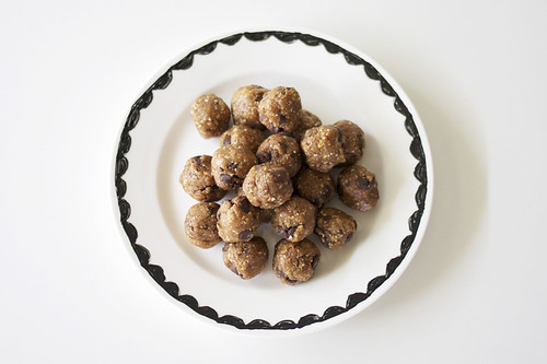 cookie dough balls | by AMM blog