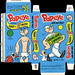 Phoenix Candy - Popeye and His Pals - Candy & 2 Prizes - candy box - 1970's
