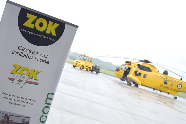 ZOK 27 Helicopter Engine Cleaner
