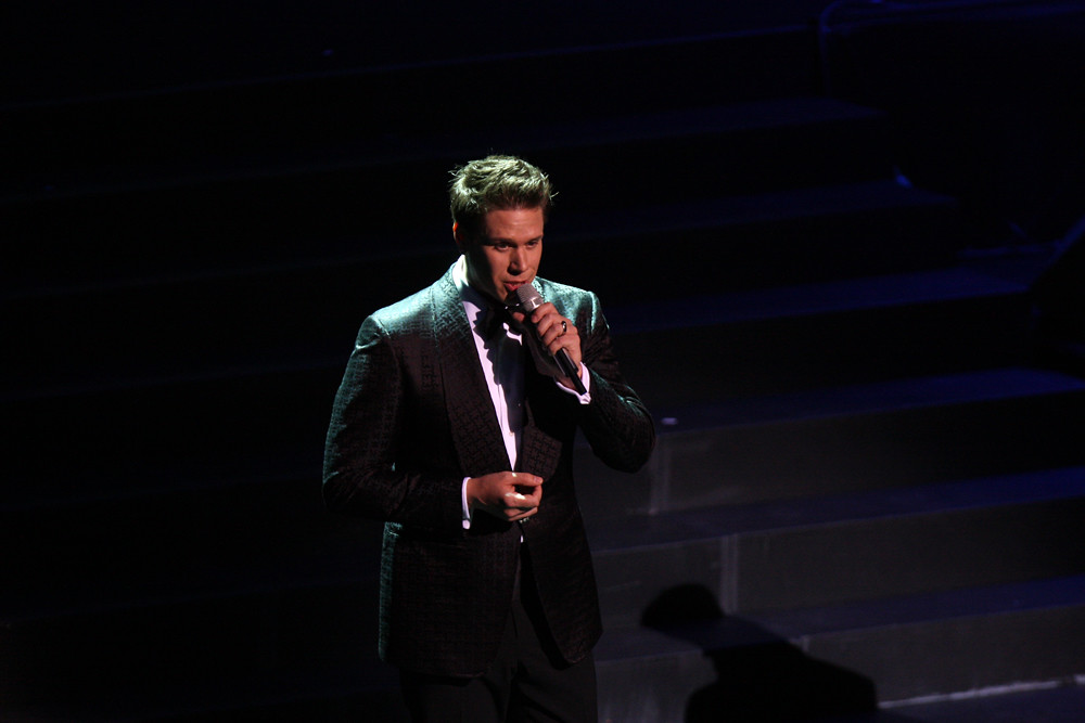 David miller il divo orchestra in concert at sydney - Il divo italian songs ...