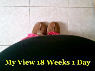 18 Weeks 1 Day | by Courtneys Sweets