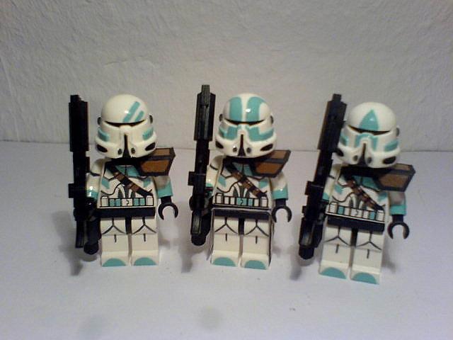 Lego star wars custom airborne my custom airborns the - Bd lego star wars ...
