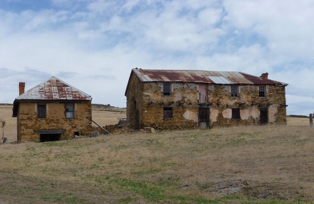 Yandoit Ruin Victorian Heritage Register Statement Of
